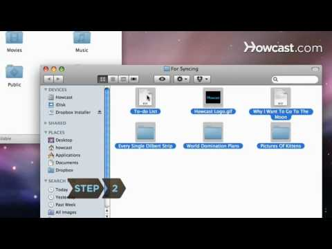 How to Sync Files with Dropbox