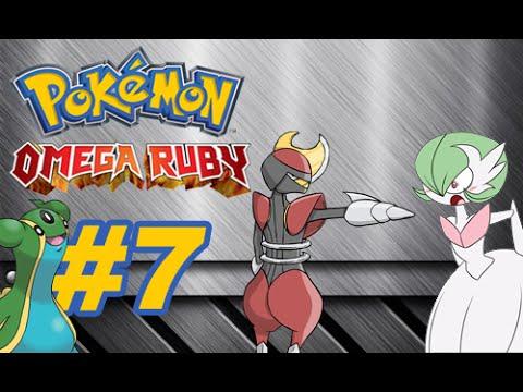Pokemon Omega Ruby Batalla (7) ¡A reprimir Bisharp!