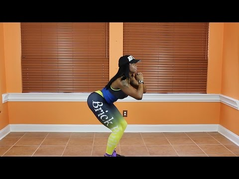 Side Booty Muscles Workout (shape your hips!)