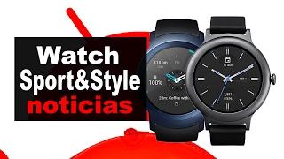LG Watch Sport y Watch Style   Noticias en español