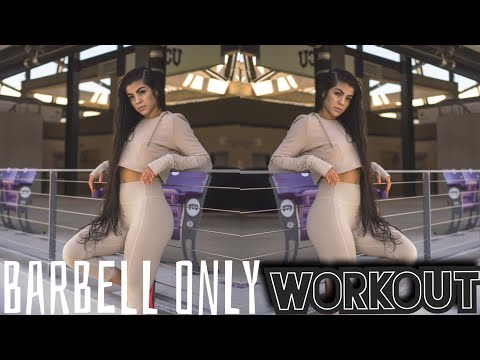 BARBELL LEG WORKOUT EXPLAINED