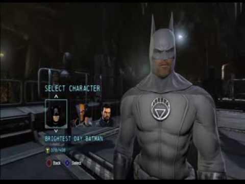 Batman Arkham Origins - Bat Suits