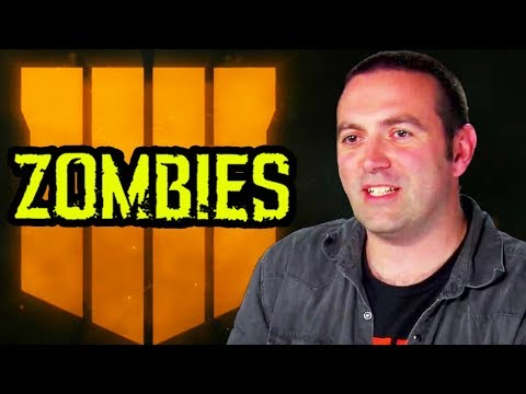 BLACK OPS 4 ZOMBIES REVEAL NEXT MONTH?!