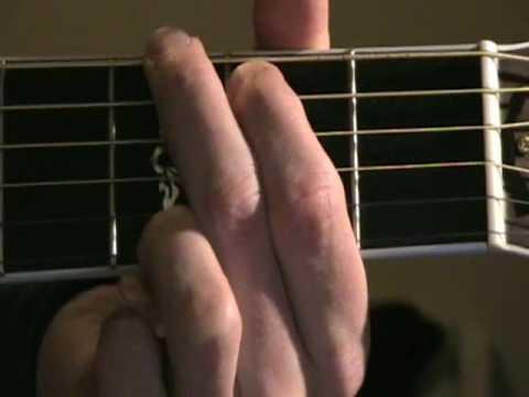 Beginner Guitar - Basic Major/Minor Chords