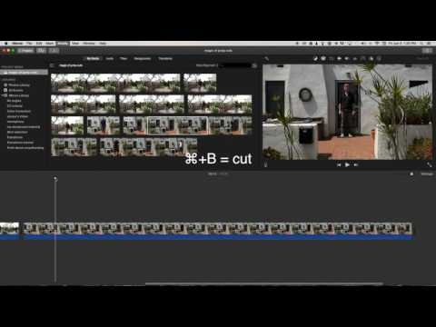 The Magic of Jump Cuts in iMovie