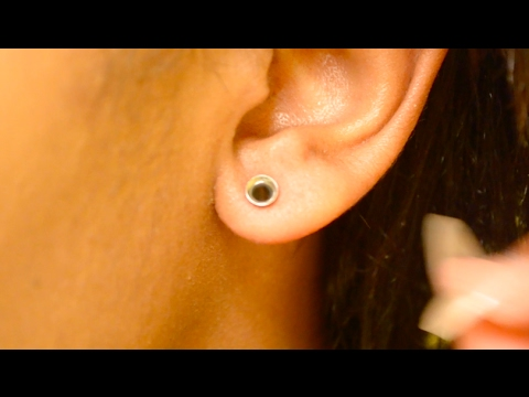 Stretching my ears to 8g
