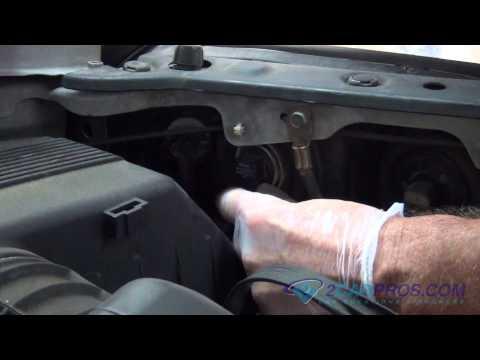 Headlight Bulb Replacement Acura MDX 2000-2006