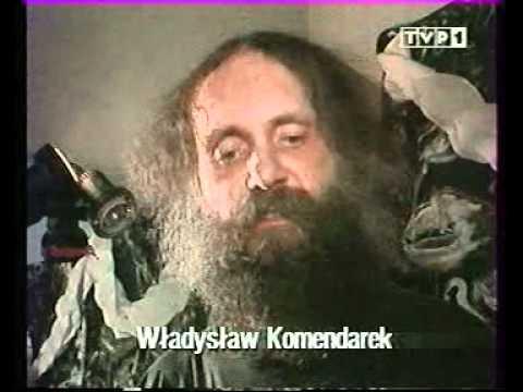 W.Komendarek   wywiad   dla  TVP  pr. 1