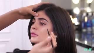 [FULL VIDEO] Kylie Jenner Eyebrow Tutorial With Ariel Tejada
