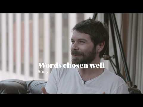 Words chosen well. Story behind the song with Biffy Clyro