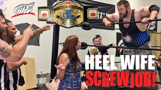 5 CHAMPIONSHIP MATCHES GTS SUPERCARD! HEEL WIFE JOINS DOOM CREW? YOUTUBE TITLE TRIPLE THREAT!