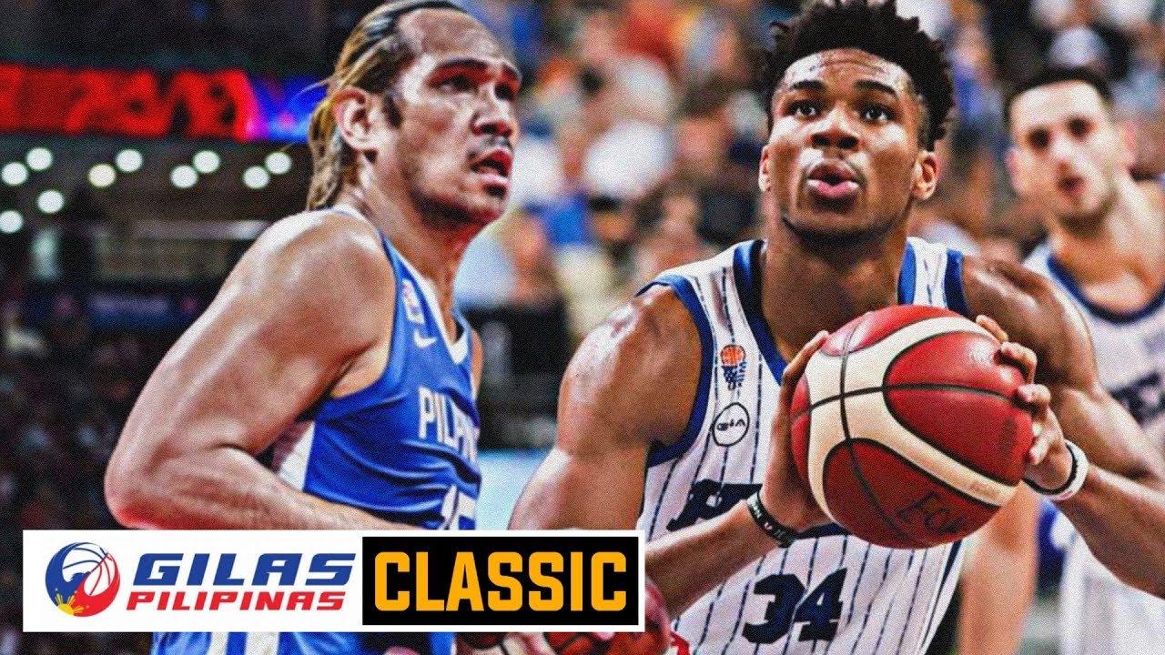 Throwback // Gilas Pilipinas vs Greece 2014 FIBA World Cup Extended Highlights