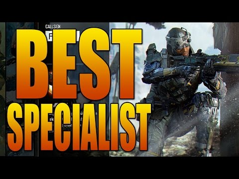 Best Specialist to Unlock First in Black Ops 3! (Special Character Weapon Ability Guide)