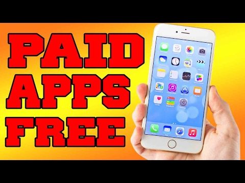 How To Install Paid Apps FREE iOS 10 - 10.2 {No Appsync Needed} No Computer