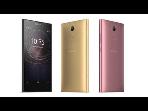 Sony Xperia L2 New Smartphone!