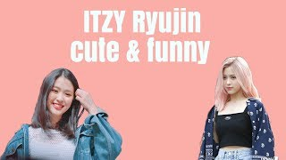Download ITZY Ryujin cute & funny moments Video