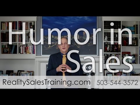 Humor in Sales - Sales Reality Check 108