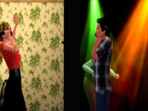 Sims 3 - We Are Never Ever Getting Back Together (Taylor Swift)
