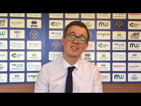 Shrewsbury Town video: Players back in training