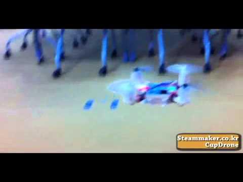 DIY arduino educational drone