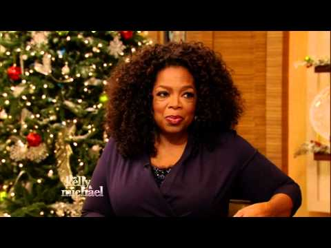 Oprah Removes Dog Poop Stains