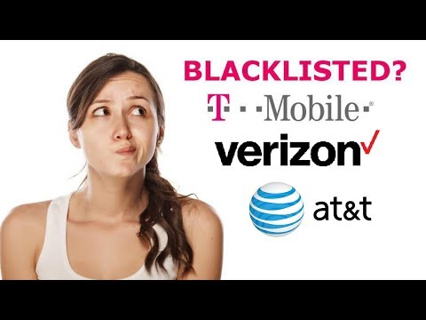 Unblacklist AT&T T-Mobile And Verizon Phones www.tekitoys.com