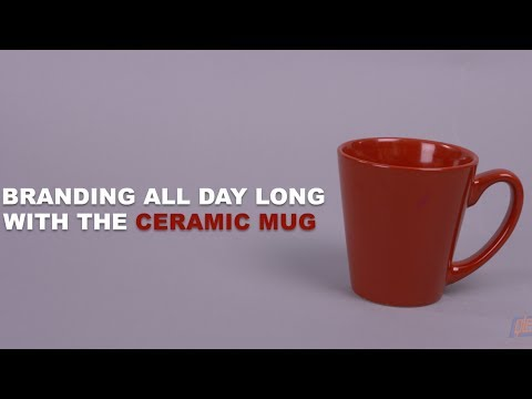 Branding All Day Long With The Ceramic Mug