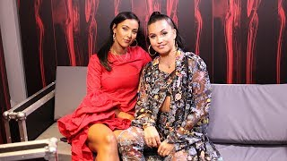 Mabel Interview with Maya Jama | BRITs 2018