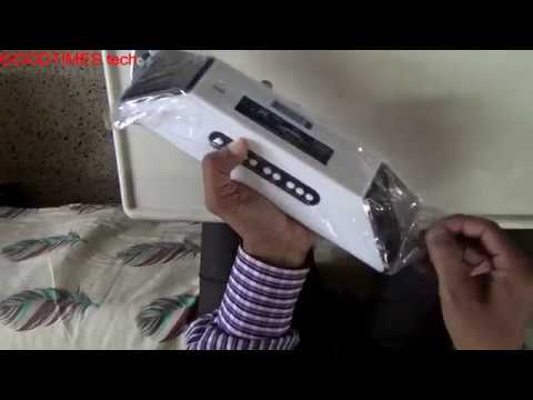 iball Blu-Fi X7 | portable biuetooth speaker | unboxing .