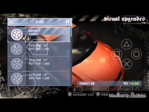 NFS most wanted ppsspp & psp cheats (Android & PC)