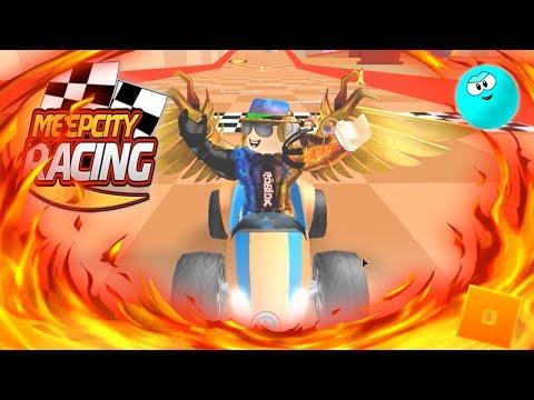 Blue Shells | Roblox MeepCity Racing with OP