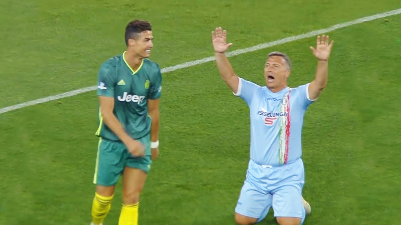 Cristiano Ronaldo Moments If Were Not Filmed, No One Would Believe It