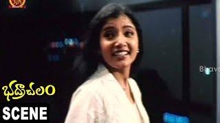 Roopa Wants To Romance With Srihari | Goons Fight Scene || Bhadrachalam Movie Scenes