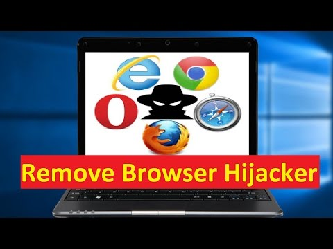 Remove Browser Hijacker malware from browsers!! - Howtosolveit