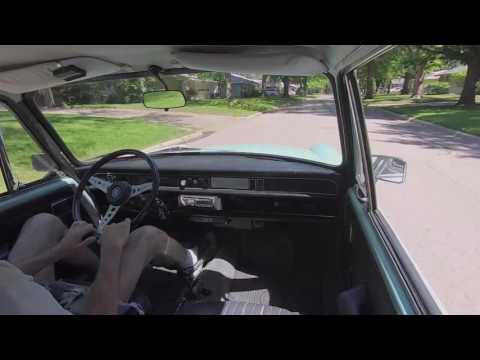 1970 Austin America Automatic on a Test Drive in Topeka, KS