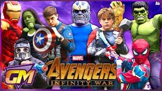 Download Avengers Infinity War - Fun Kids Parody Video