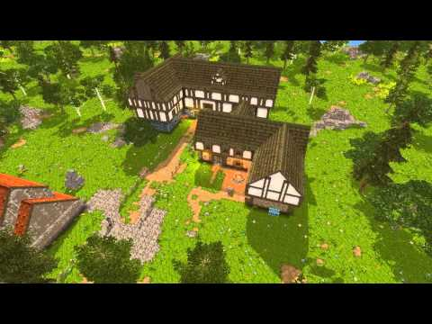 Timber and Stone Steam Greenlight Trailer