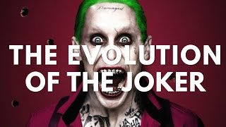 The Evolution of The Joker (50 Years of Crazy)