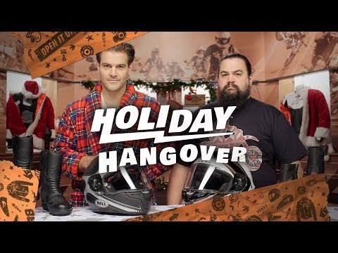 Revzilla Holiday Hangover Sale