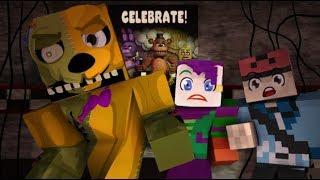 DOWNLOAD:Golden Freddy! Minecraft FNAF 6 Pizzeria Simulator