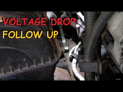 Chevy Tahoe - Voltage Drop Follow Up
