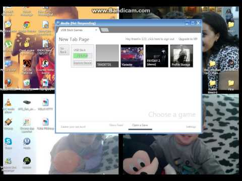 How to modify your Xbox 360 Gamer Pic and how to download saves ..With Modio