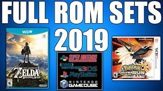 Snes roms set | Roms For Arcade and Console Emulation (2018)  2019-03-02