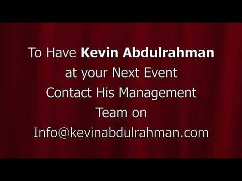Best Motivational Speaker Asia Malaysia Singapore Vietnam Kevin Abdulrahman RECOMMENDED