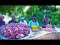 MUTTON DRY FRY Varattu Kari Chettinad Fried Mutton Recipe Traditional Cooking In Village