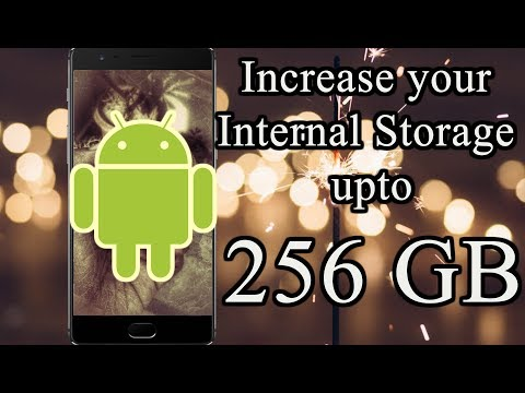How to Increase any android Phones Internal Storage - Use Memory Card As Internal Storage No Root