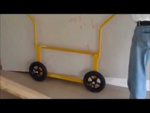 RockRoller Drywall Cart Mover