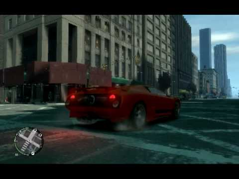 HOW TO FIND THE  GTA 4 INFERNUS !!!