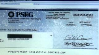 HOW TO PAY YOUR PSE&G & UTILITIES WITH YOUR