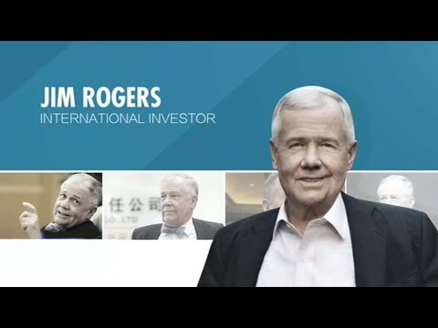 Talking to US investor Jim Rogers